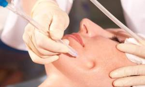 кислородная терапия лица