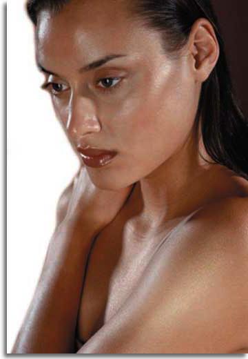 Жирная кожа лица – уход, лечение, советы