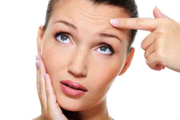 почему появляются морщины на коже лица и как это предотвратить