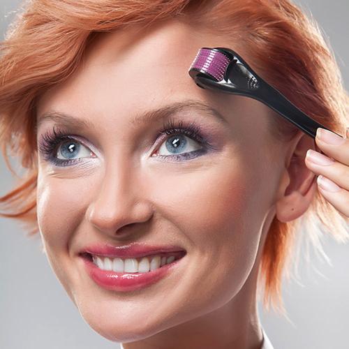 Дермароллер для лица - используем правильно и эффективно!