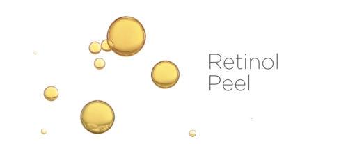 Ретиноевый пилинг лица - желтый , эффективный, но применяем осторожно!