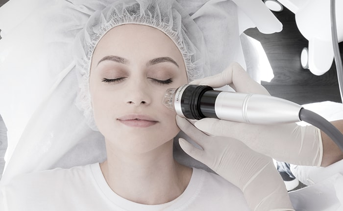 Фракционная мезотерапия кожи лица - эффективность тысячи уколов красоты!