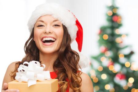 Лицо к Новому году - как подготовить в салоне или дома?