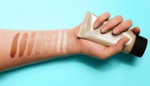 Как правильно подобрать оттенок тонального крема