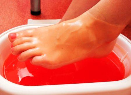 Домашняя парафинотерапия для рук , ног , лица - просто и эффективно!